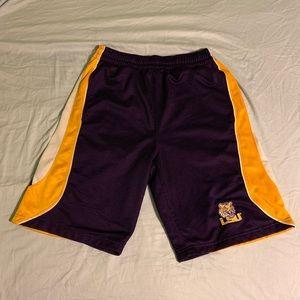 NCAA LSU Tiger Shorts